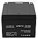 Аккумулятор для ИБП Logic-Power AGM LPM 12 - 26 AH, фото 2