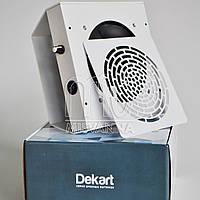 Вытяжка встраиваемая (врезная) Dekart-5 на 38 Вт для маникюрного стола