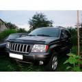 Дефлектор капота, мухобойка Jeep Grand Cherokee (WJ) c 1999-2004 г.в. VIP