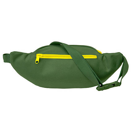 Сумка поясная Brandit Waist belt bag Oliv-yellow, фото 2