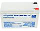 Аккумулятор мультигелевый Logic-Power AGM LPM - MG 12 - 7 AH, фото 2