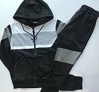 Спортивные костюмы мужские оптом, штаны на манжете (р.р. M-2XL)