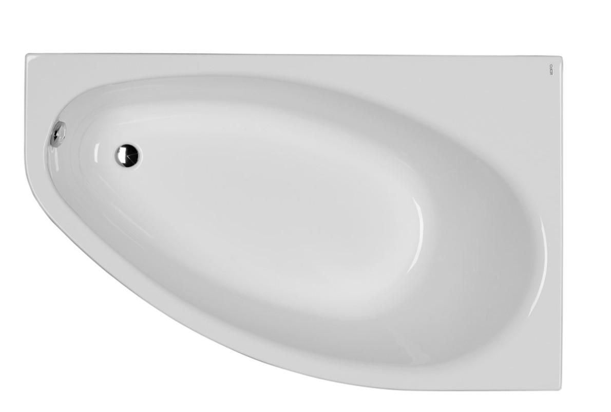 Ванна Mystery 150x95 левая (с ножками)