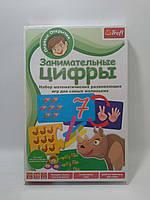 Развивающая игра для детей Занимательные цифры Первые открытия. Trefl 01103