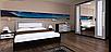 Спальня Viola Глянец белый -черный мат , фото 2