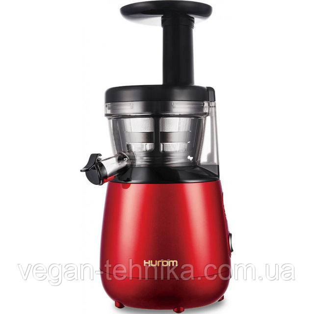 Шнековая соковыжималка Hurom HP 2G Red