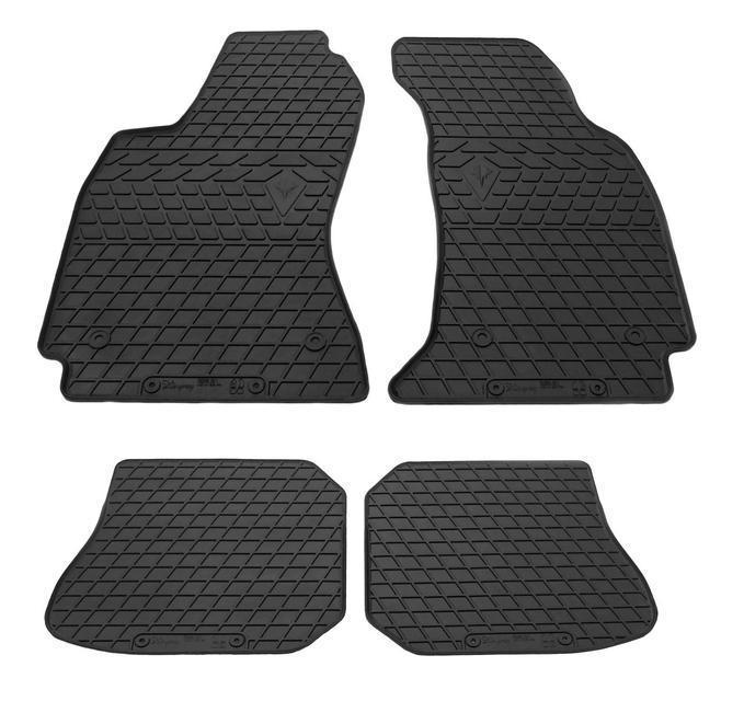 К/с Audi A4 коврики салона в салон на AUDI Ауди A4 (B5) 95-00 (design