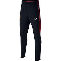 Детские Брюки Nike AS Monaco Dry Squad 855583-010 (Оригинал)