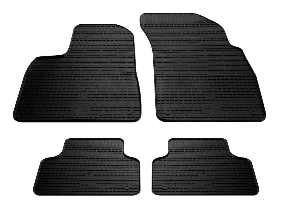 К/с Audi Q7 коврики салона в салон на AUDI Ауди Q7 15- (4 шт)