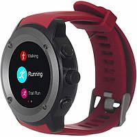 Смарт-часы Ergo Sport GPS HR Watch S010 Red (GPSS010R)