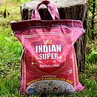 Рис басмати Indian super extra long, 5кг.