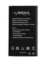 Аккумулятор sigma X-style 31 power