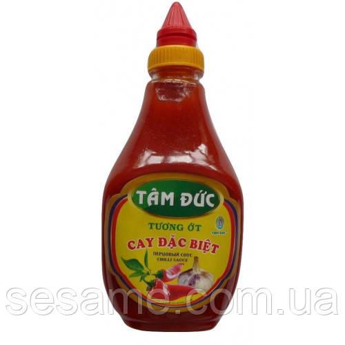 Соус Чили с чесноком Tam Duc 250 ml. (Вьетнам)