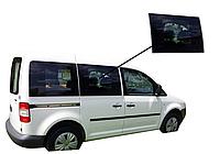 Боковое стекло Volkswagen Caddy 2004-2015 переднее правое панорамное