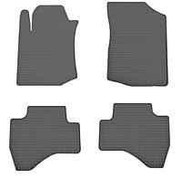 К/с Citroen C1 коврики салона в салон на CITROEN Ситроен C1 05- / Toyota Aygo 05- / Peugeot 107 05- (design 2016) (4 шт)
