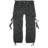 Мужские карго брюки Brandit M65 Vintage BLACK