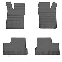 К/с Daewoo Nexia коврики салона в салон на DAEWOO деу дэу Nexia 95-08- / Opel Vectra A 88- / Kadett E 84- / Astra F 91- (design 2016) (4шт)