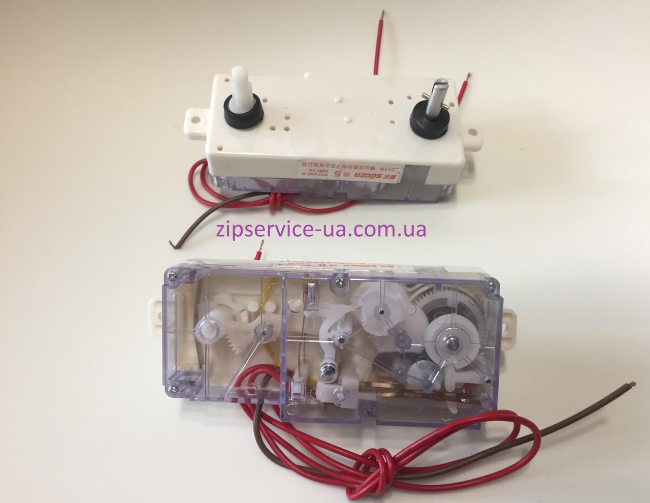 Таймер часу DXT 15D2 подвійний для пральної машини