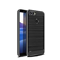 Защитный чехол iPaky Slim с карбоновыми вставками для Huawei Y9 (2018) / Enjoy 8 Plus (выбор цвета)