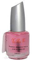 Розовое эфирное масло для кутикулы 14 мл COS-09 YRE \ 63.03