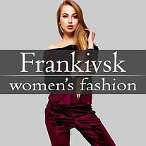 Жіночий велюровий костюм і спортивний City Style від Frankivsk Fashion