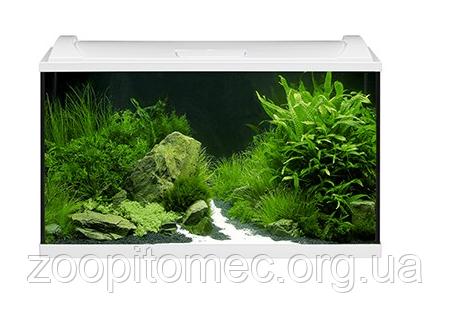 Аквариумный комплект EHEIM (Эхейм) Аquapro LED 126 без тумбы, белый/черный