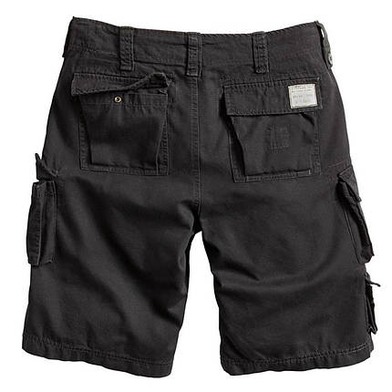 Мужские короткие шорты Surplus Trooper Shorts BLACK GEWAS, фото 2