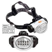 Фонарь налобный Bailong 603,LED