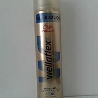 Лак для волос Wellaflex 400 мл. (Велла экстра сильная фиксация №4  )