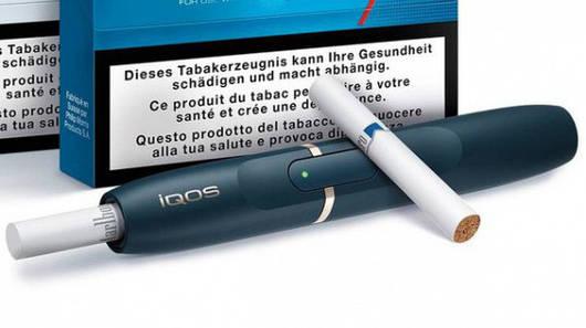 Qecig 3.0 plus - Электронная сигарета IQOS