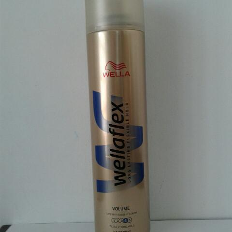 Лак для волосся Wellaflex Volume 400 мл (Велла об'єм №4 )