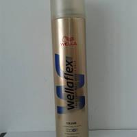 Лак для волос Wellaflex Volume 400 мл. (Велла объем №4  )