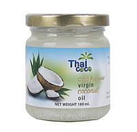 Натуральное кокосовое масло холодного отжима 180мл (Таиланд), фото 1