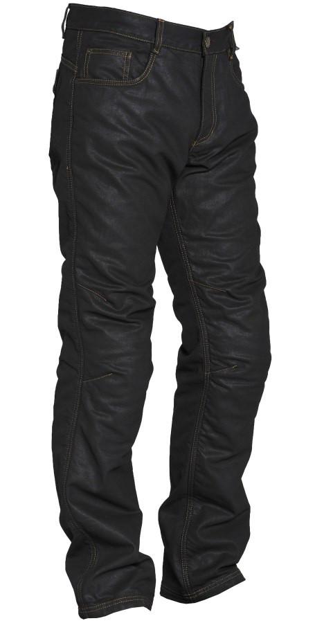 Джинсовые брюки SEGURA BOWER black р. XXL (с кевларовыми вставками)