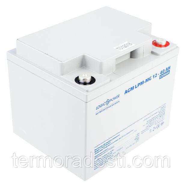 Аккумулятор мультигелевый Logic-Power AGM LPM - MG 12 - 40 AH