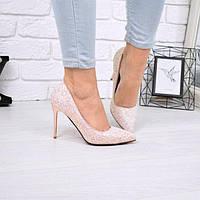 Туфли женские Fashion пудра
