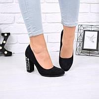 Туфли женские Roky черные