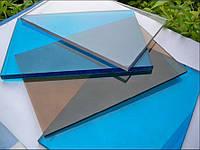 Монолитный поликарбонатMonogal > 2 мм - 15 мм (3050 мм/ 2050 мм) True, Прозрачный, 87.0, Монолитный, 2.0, фото 1
