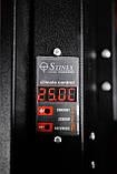 Керамический обогреватель конвекционный тмStinex, PLAZA CERAMIC 700-1400/220 Thermo-control Black, фото 3