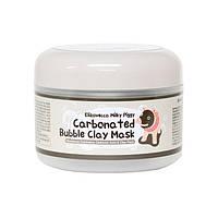 Elizavecca Carbonated Bubble Clay Mask Очищающая пузырьковая глиняная маска