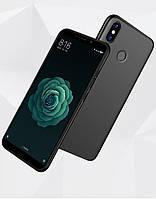 Силиконовый TPU чехол JOY для Xiaomi Mi 6Х черный