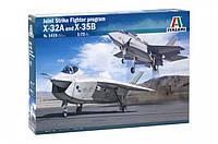 JSF Program: X-32 and X-35B 1/72  Italeri 1419