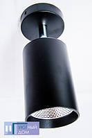 Світлодіодний світильник Feron AL530 10W чорний, фото 1