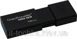 Usb 3.0 флеш kingston dt100 g3 16 Гб (dt100g3/16gb)
