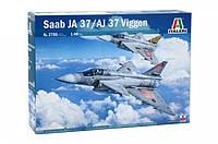 Saab JA 37/AJ 37 Viggen 1/48  Italeri 2785