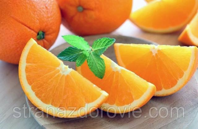 Что за пользу несет в себе апельсин?