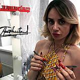 """Пинцет для наращивания ресниц Cilia """"One Touch"""" от Tashuta, фото 7"""