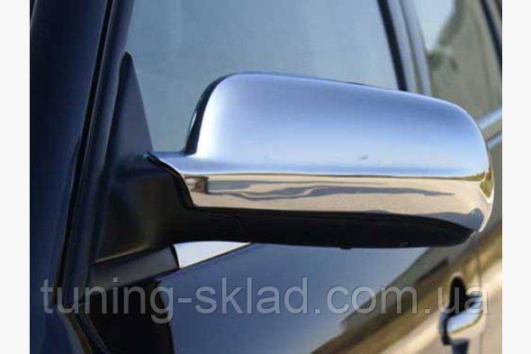 Хром кромка багажника Skoda Octavia Tour A4 (Шкода Октавиа)