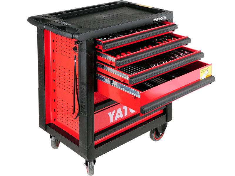Сервисная тележка на колёсах Yato YT-5530