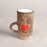 Горня Серце високе D22-01, 0,3 л Коктейльный бокал Сердце высокое